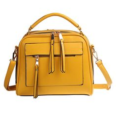 Women Girl Candy Color Cute Bags Totes Shoulder Bags Crossbody Bags (1,145 PHP)…