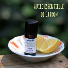 8 façons d'utiliser l'huile essentielle de citron