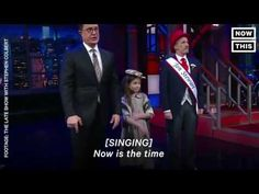 Stephen Colbert And Jon Stewart Election Day Musical Number
