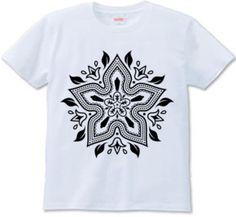 大輪の花 : dummy [半袖Tシャツ [5.6oz]] - デザインTシャツマーケット/Hoimi(ホイミ)