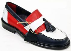 SALE! NEW MOD RETRO DELICIOUS JUNCTION RUDEBOY SPECIAL LOAFERS SHOES C10C