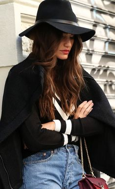 Shop this awesome Fall hat at trendslove http://www.trendslove.com/product/roxy-wool-hat---black--necessary-clothing/2218