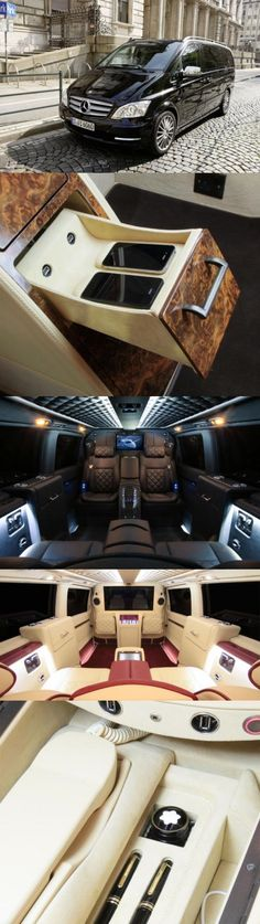 Mercedes-Benz Viano Van by Carisma Auto Design