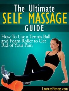 If you are interested in keeping your whole body healthy, and learning how to release your muscles with just a foam roller and a tennis ball you should check ou ...