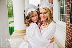 Mount Vernon, Ohio / Columbus, Ohio Senior Photographer || Mount Vernon Graduates: Amber + Ashley