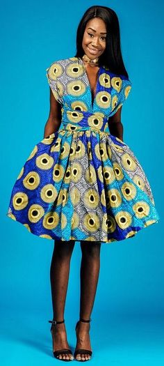 mini INFINITY in yellow record. African print infinity dress Can be worn more than 6 different ways Made with 100% cotton high quality African print wax fabric. Ankara | Dutch wax | Kente | Kitenge | Dashiki | African print dress | African fashion | African women dresses | African prints | Nigerian style | Ghanaian fashion | Senegal fashion | Kenya fashion | Nigerian fashion | Ankara crop top (affiliate)