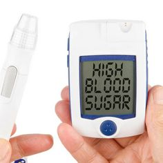 Early Warning of  Blood Sugar is Very High and Eat These Foods To Reverse it