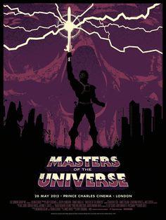 Retro Movie Posters of James White - Tuts+ Design & Illustration Article