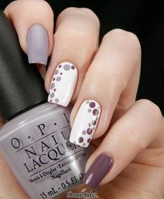 100 New patterns for your nails to talk about your personality - Reny styles