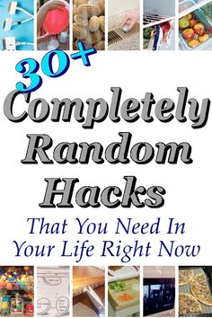 DIY Home Sweet Home: 30+ Completely Random Hacks That You Need In Your Life