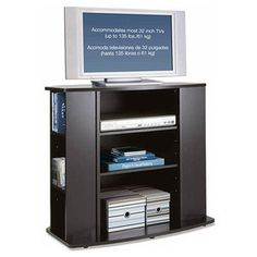 Mainstays Tall Corner Tv Stand, For Tvs Up To 32""