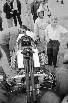 1966 Bruce McLaren | Teddy Mayer - Monaco Grand Prix