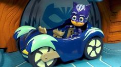 PJ Masks Toys, Outfits and Headquarters Revealed - Paperblog