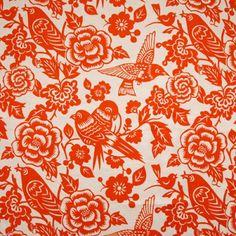 Birds - Futon Cover - Classic & Traditional - Futon Covers