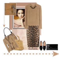 Geen titel #23538 by lizmuller on Polyvore featuring polyvore, Mode, style, L.K.Bennett, Alexander McQueen, Burberry and Valentino