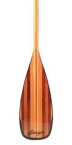 Sawyer Voyager Canoe Paddle - beautiful laminated wood canoe paddle that paddles smoothly. Kayak Paddle, Canoe And Kayak, Canoe Paddles, Wood Canoe, Wood Boats, Lake Water, Hudson Bay, Kayaks, Surfboards