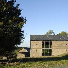Upper Twyford Barn by Architype