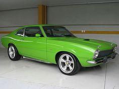 Andamos num legítimo pony-car: Maverick 1979 V8 - confira o | SHOPCAR
