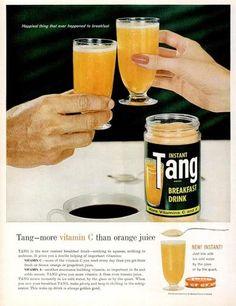"""Tang Ad - """"Growing boys need Tang!"""" - Kitty Foreman, That '70s Show"""