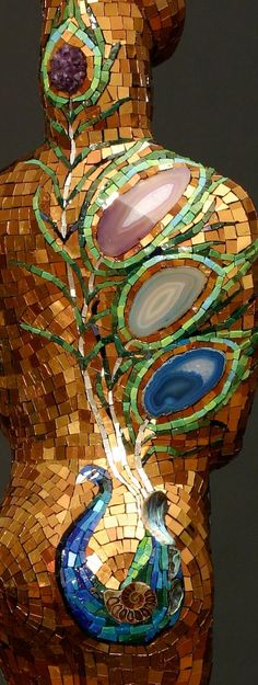 Terra Incognita: Dabb, Kettering Dimit, Fisher, Hanansen and Sager Lynch at the Gallery at Penn College | Mosaic Art NOW
