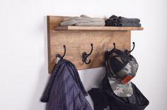 Coat Rack wall organizer coat hook hat rack hat hook wall