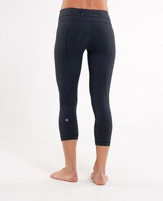 lulu lemon running pants-try them on and you won't take them off! They're amazing!
