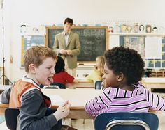 School Discipline and ADHD: Acting Out Impulsively