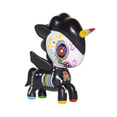 Unicorno Vinyl Toy Series 2: Caramelo - Want!