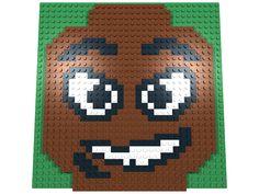 My Custom LEGO(r) Brick Head - Brick Art Maker