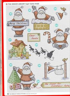 Gallery.ru / Фото #26 - The world of cross stitching 132 - WhiteAngel