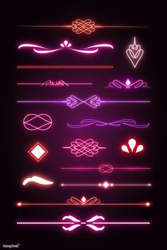 Do you need any neon signs design please contact me. Neon Sign Art, Led Neon Signs, Light Texture Background, Pink And Purple Background, Pink Neon Lights, Neon Signs Quotes, Neon Backgrounds, Neon Design, Background Patterns