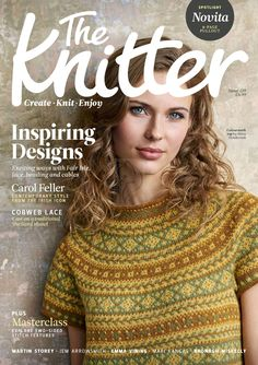 Ravelry: The Knitter, Issue 139 - patterns Easy Knitting Patterns, Knitting Stitches, Knitting Projects, Stitch Patterns, Free Knitting, Simple Knitting, Vogue Knitting, Yarn Thread, Lace Wrap