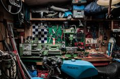 #ducati #garage