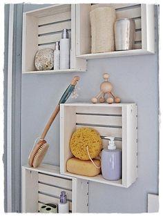 möbel aus weinkisten deko ideen diy ideen nachhaltig leben badezimmer gestalten