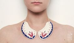 The Awesome Project : DOI/TWO porcelain jewelry line on Behance