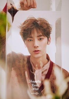 NU'EST shares second concept photos for 'Happily Ever After' Busan, K Pop, Nuest Kpop, Jiyong, Nu Est Minhyun, Me Anime, Kim Jaehwan, Ha Sungwoon, Pledis Entertainment