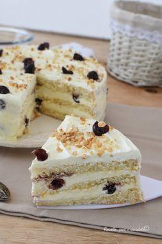 All About Risotto in Italian Food Italian Desserts, Italian Recipes, Super Torte, Sweet Potato Breakfast, Dessert Cake Recipes, Cinnamon Bread, Wedding Desserts, Creative Cakes, Coffee Cake