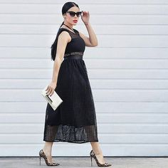 These Are The Best Black Dresses, According To Selectastyle Pt.1