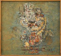 'Yea yea yea' retrospective of abstract of 'fifth Beatle' Stuart Sutcliffe