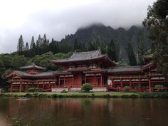 Byodo Temple