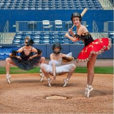 ✿⊱dancers are athletes