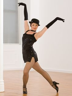 All That Jazz - Style 0511 | Revolution Dancewear Jazz/Tap Dance Recital Costume