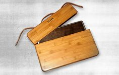 bamboo MacBook case