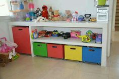 Ideas para decorar salones de juego Baby Boy Rooms, Baby Bedroom, Girls Bedroom, Small Bedroom Furniture, Kids Furniture, Bedroom Closet Design, Room Organization, Kids And Parenting, Home Deco
