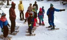 Family Snowshoe Fun Marine On St Croix, MN #Kids #Events