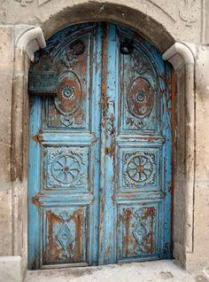 Door in Cappadocia