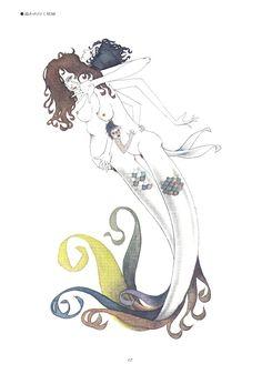 illustration by masakane yonekura
