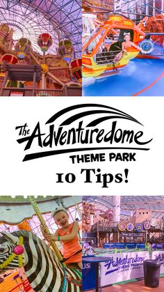 The Adventuredome Theme Park 10 Tips! - The Trophy WifeStyle Las Vegas Travel Guide, Las Vegas Trip, Vegas Vacation, Travel With Kids, Family Travel, Circus Circus Hotel, Travel Guides, Travel Tips, Activities To Do