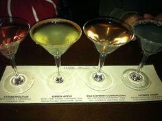 Martini flight...
