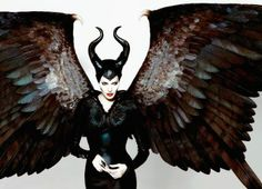 Angelina Jolie as Maleficent ~ http://universal-wellness.blogspot.com/2015/02/baring-my-soul-and-planting-dream.html